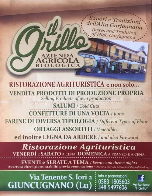 Azienda Agricola Biologia Il Grillo